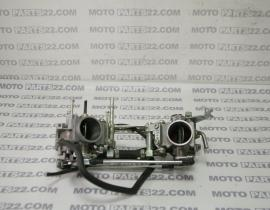 SUZUKI DL 650 V STROM ABS THROTLLE BODY WITH INJECTORS WITHOUT ELECTRIC PARTS 13405-27G20-000