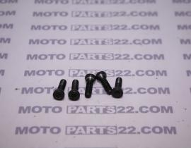BMW R 1200 GS 05 09 K25 REAR WHEEL BOLT SET M10X1,25X40
