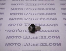 BMW R 1200 GS 05 09 K25 PIVOT PIN & COLLAR NUT REAR  M24X1,25  33 12 2 335 110 33 17 2 335 111