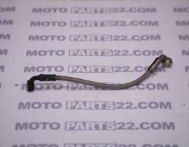BMW R 1200 GS 05 09 K25 STAHLFLEX BRAKE HOSE  LEFT GEN 1 ABS  34 32 7 671 789