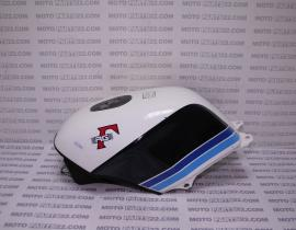SUZUKI RGΓ RG GAMMA 250 FUEL TANK  WITH CAP WITHOUT KEY & OIL TANK