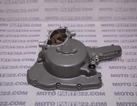 DUCATI 1098 S 07 08 LEFT ENGINE COVER WITH WATER PUMP  242.3.035.2A