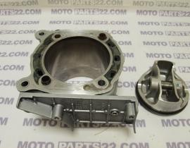 DUCATI MONSTER S4R 08 CYLINDER REAR COMPLETE WITH PISTON