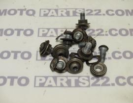 BMW R 1200 GS 04 06 OVAL HEAD SCREW & WASHER FRONT
