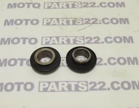 YAMAHA YZF R1 1000 5PW 03 RN091 COLLAR SPACER WHEEL FRONT SET 4XV251860000
