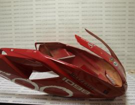 DUCATI 1098 S SET FAIRINGS POLYESTER