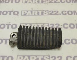 BMW FOOTREST REAR LEFT WITH RUBBER 46 71 2 310 403  46 71 2 310 401