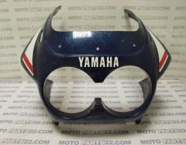 YAMAHA FZ 400 46X UPPER FAIRING FRONT COWL 46X-2835G-00