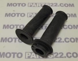 YAMAHA FZ 6 N FAZER 600 04 06 5VX THROTLE GRIP RIGHT & END GRIP SET 4YR262400200