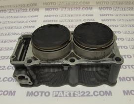 YAMAHA TDM 900 5PS CYLINDER BLOCK WITH PISTONS STD 5PS113110000  5PS116310000