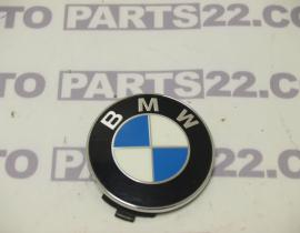BMW  R 1200 GS  EMBLEM BADGE LEFT & HOLDER  58'' MM  51 14 8 164 924   46 63 7 672 095