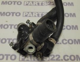 HONDA XLV 1000 VARADERO CARB THERMOSTAT UPPER & LOWER COVER WITH THERMO DENSO & HOSES 37750-PC1-000  19310-MBB-000   19315-MBB-000