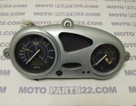 BMW F 650 CS SCARVER 00 03  K14   INSTRUMENT CLUSTER COMPLETE WITH WIRING HARNESS   KMH 62 11  7 661 876   34837 KM