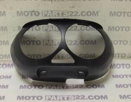 BMW F 650 CS SCARVER 00 03  K14 HEADLIGHT COVER 63 12 7 659 161