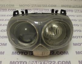 BMW F 650 CS SCARVER 00 03  K14  HEADLIGHT 63 12 7 659 159