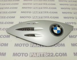 BMW F 650 CS SCARVER 00 03  K14  COVER INSERT RIGHT WITH EMBLEM  46 63 7 658 368