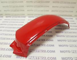 BMW F 650 GS R13 99 03 COVERING FUEL TANK RED  U721 RED2   46637652591 / 46 63 7 652 591