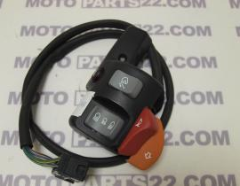 BMW RT Α LEFT COMBINATION SWITCH WITH WINDSHIELD HEIGHT (VERY SMALL SCRATCHES) 61317650743 / 61 31 7 650 743