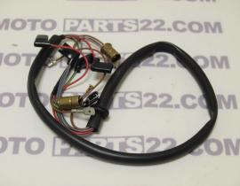 BMW R 75,  R 80,  R 90,  R 100  GS RS RT  74 84  WIRING ADPITIONAL INSTRUMENT