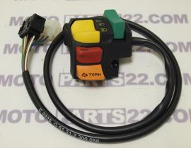 BMW R 850 RT, R 1100 RT  259T,  K 1100 LT  89V2  LEFT COMBINATION SWITCH WINDSHIELD SWITCH   61312306058 / 61 31 2 306 058
