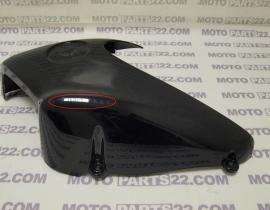 BMW R 110 R, R 850 R  R28   99  07  OIL COOLER COVER LEFT NIGHT BLACK  46 63 7 658 509 / 46637658509