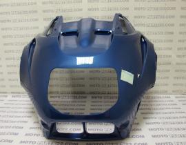 BMW R 1100 RT,  R 850 RT  259T  94  01  TRIM PANEL UPPER FRONT SINUS BLUE  46 63 2 324 694  / 46632324694