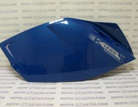BMW K 1200 S  K40  03 09  TRIM PANEL RIGHT  INDIGO - BLUE  46 63 7 688 534 / 46637688534