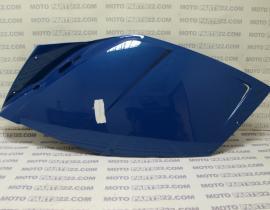 BMW  K 1200  S  K40  03 09 TANK TRIM RIGHT BLUE WHITE   46 63 7 688 546 / 46637688546