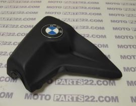 BMW X COUNTRY K15  06 09  RADIATOR TRIM PANEL & EMBLEM  LEFT  46 63 7 696 813 / 46637696813