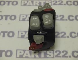 BMW R 1200 GSW K50  FULL COMBINATION SWITCH LEFT  LIN BUS  61 31 8 549 925 / 61318549925