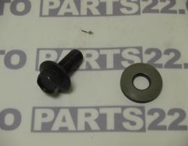 HONDA CBR 600 RR PC37  04 05 BOLT FLANGE & WASHER RIGHT