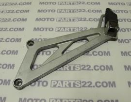 KAWASAKI KLE 400, KLE 500 REAR STEP HOLDER  LEFT 35011-1557