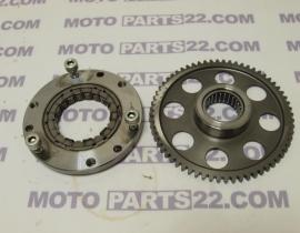 BMW F 800 GS S ST, F 700 GS, F 650 GS K72  TWIN CYLINDER  FREEWHEEL & SPROCKET 64Z  COMPLETE SET 12 31 8 524 427   12 11 7 687 777   11 26 7 702 428   12318524427  12117687777  11267702428