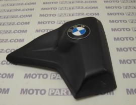 BMW  F 650 X COUNTRY  K15 RADIATOR TRIM PANEL RIGHT & EMBLEM  46 63 7 696 814 / 46637696814