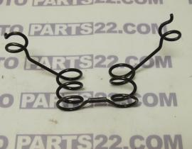 SUZUKI DL 1000 V STROM UPPER BRACE CABLE HOLDER SPRING