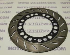 YAMAHA  RD 250, RD 350, RZ 250, RZ 350 YPVS RIGHT FRONT DISC BRAKE RZ RD 250, 350,  XJ 400 ΠΙΣΩ ΔΙΣΚΟΠΛΑΚΑ REAR DISC BRAKE  D  IN 13,2 MM  OUT  26,6 MM