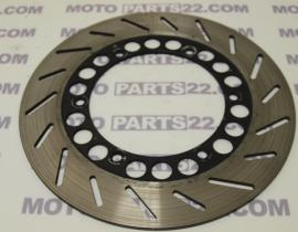 YAMAHA  RD 250, RD 350, RZ 250, RZ 350  YPVS RIGHT FRONT DISC BRAKE RZ RD 250, 350, XJ 400 REAR DISC D  IN 13,2 MM  OUT  26,6 MM
