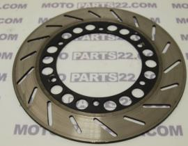 YAMAHA  RD 250, RD 350, RZ 250, RZ 350  YPVS RIGHT FRONT DISC BRAKE RZ RD 250,350, XJ 400 REAR DISC BRAKE D  IN 13,2 MM  OUT  26,6 MM