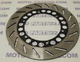 YAMAHA  RD 250, RD 350, RZ 250, RZ 350  YPVS RIGHT FRONT DISC BRAKE RZ RD 250, 350,  XJ 400 REAR DISC BRAKE D  IN 13,2 MM  OUT  26,6 MM