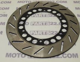 YAMAHA  RD 250, RD 350, RZ 250, RZ 350 YPVS  LEFT  FRONT DISC BRAKE D IN 13,2  MM   OUT 26,6 MM