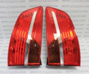 BMW X6 REAR TAIL LIGHTS
