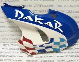 BMW F 650 GS DAKAR '02 ΑΡΙΣΤΕΡΟ ΚΑΠΑΚΙ ΦΑΙΡΙΝΓΚ 46632345723