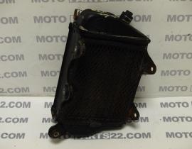 KAWASAKI KLR 250 RADIATOR LEFT