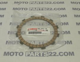 YAMAHA YZ 250, YZF 250, WR 250, WRF 426 CLUTCH DISCS SET (8 PIECES) 3XK-16321-00